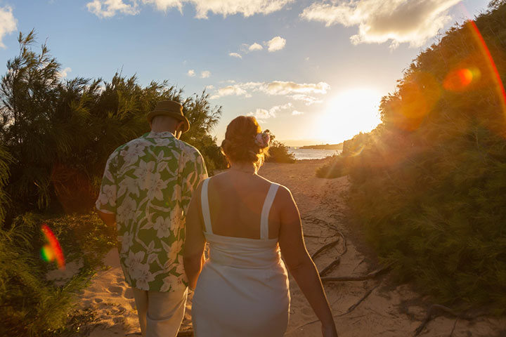 Wedding photography courtesy of Kit Furderer.