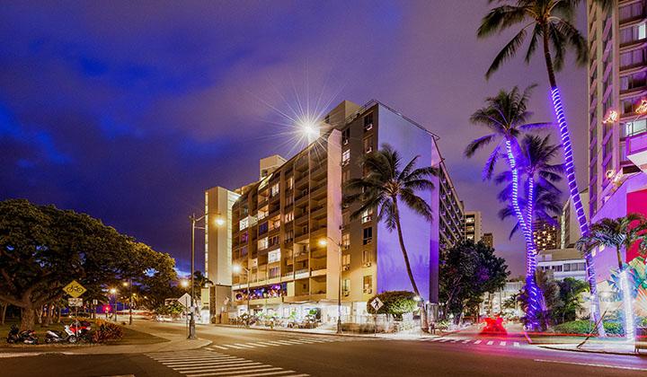 Waikiki Grand Hotel On Oahu Hawaii Com